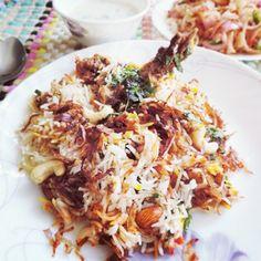 Mughlai Dum Pukht Mutton Biryani LolChef