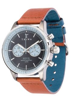 Triwa WALTER NEVIL NEST103 - Chronograph - brown - Zalando.de