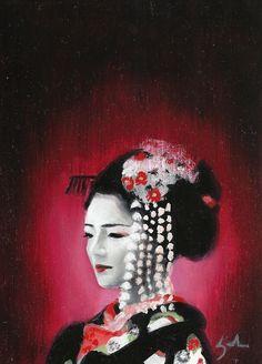 Cherry Blossom from Modern Eden Gallery