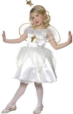 Déguisement Noël ange fille : Deguise-toi, achat de Deguisements enfants