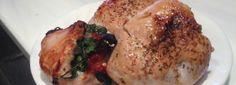 Kondi Kitchen: Healthy Stuffed Chicken Breast