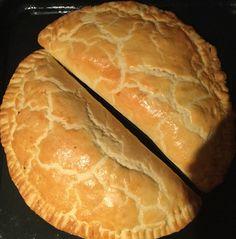 Home made Cornish pasties