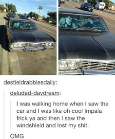 Funny Supernatural Posts That Remind You It's The Best Show Ever (Episode