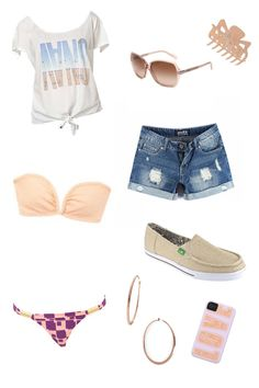 Vans beach clothes