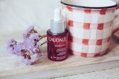 claudelie vinosource overnight recovery oil the chic spirit intense winter hydration