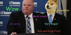 Best Doge meme ever.  Such enabler is the best part, lol