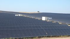 Inmiddels is er al een grote zonnecentrale in gebruik genomen (bron: ensoc.nl)