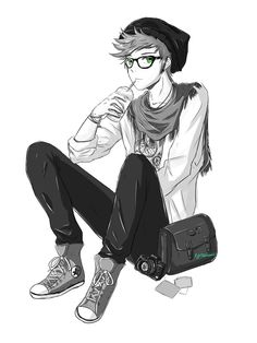 anime hipster boy - Buscar con Google - outlet women's clothing, free online shopping for clothes, clothing stores nearby *ad