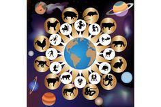 Zodiac signs #sign #zodiac #astrology #vector #symbol #sky #celestial #heaven #icon #collection