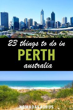Don't miss these 23 things to do in Perth, Australia! Melbourne, Brisbane, Sydney, Australia Capital, Perth Australia, Visit Australia, Western Australia, Coast Australia, Cairns