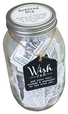 Wedding Wish Jar Wishes Celebration 100 Wish Cards Wedding Accessories Cute Love Present Royal County http://www.amazon.co.uk/dp/B018EKZTV2/ref=cm_sw_r_pi_dp_D2paxb1ZPET6X