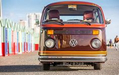 1978 VW Bus Champagne edition
