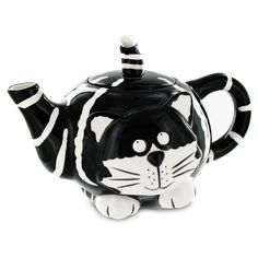 Chester the Cat Teapot