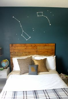 While some say that a picture paints a thousand words, I'd say your bedroom speaks a thousand words about your personality. The way you design and put everything together, including the painting colors will affect the mood of the room and the comfort of your sleep.#relaxing #bedroom #paint #ideas #gray #onabudget #inexpensive #remodel