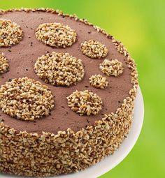 Haselnuss-Schoko-Sahne-Torte Rezept | Dr. Oetker