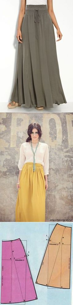 long skirt...♥ Deniz ♥