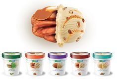 Packaging of the World: Creative Package Design Archive and Gallery: Nativia Ice Cream