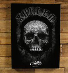 Aztec Giclee ~~ Sullen Art Work
