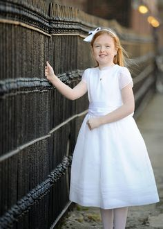 Queen of the Flies: girls in white dresses - Oliver + S Fairy tale dress PATTERN