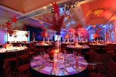 {Red & Blue} All Star Sports Theme Party!!!   Inspiration   Bold American Events