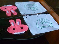Killer Bunny Mask