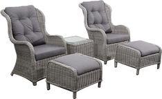 Geilo ørelappsett Outdoor Chairs, Outdoor Furniture Sets, Outdoor Decor, Armchair, Home Decor, Sofa Chair, Single Sofa, Decoration Home, Room Decor