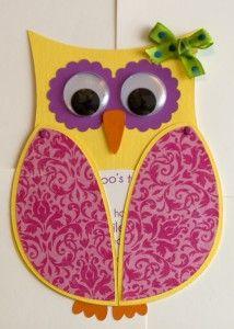 handmade owl invitation birthday, baby shower, owl svg, party