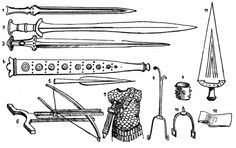 Ancient Greek weapons