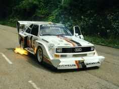 Historic Rally & Classic Race Cars: Group B - When the boys transform in men