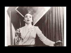 "Clara Rockmore plays Tchaikovsky ""Berceuse"" - YouTube"
