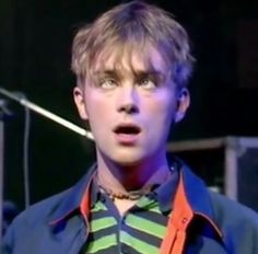 Damon Albarn, Things To Do With Boys, Boys Like, Blur Band, Blur Image, Jamie Hewlett, Skinny Guys, I Adore You, Britpop