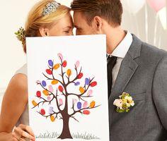 Odkryj to właśnie w Tchibo. Guest Book Alternatives, Wedding Wishes, Cards, Html, Creativity, House, Tree Wedding, Original Gifts, Newlyweds