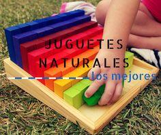 4 juguetes naturales en los que vale la pena invertir