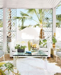 Luxe THE CHRISTOPHER KENNEDY COMPOUND 2014 SHOW HOUSE