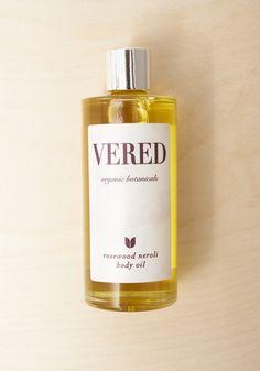 VERED Rosewood Neroli Body Oil | Beautiful Dreamers