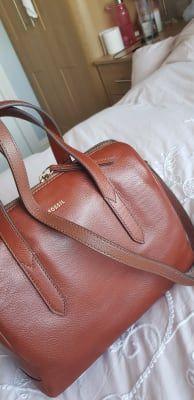 Sydney Satchel - SHB1978210 - Fossil Fake Designer Bags, Fossil, Sydney, Satchel, Fashion, Satchel Purse, Moda, Fashion Styles, Satchel Bag