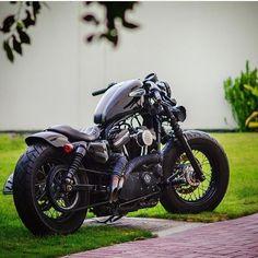 Gorgeous Bike! #HarleyLife #motorcycles #HarleyRiders #bikelife