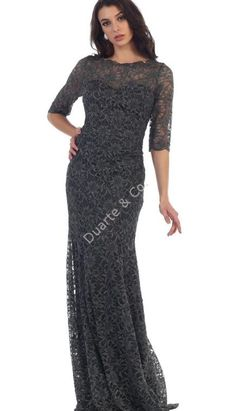 MQ1452- $104.00  Mother of the Bride/Evening Gown! Got to see video of this dress on our website! Beautiful!! Plus sizes available!!  10% off with free shipping with coupon code: NEW10