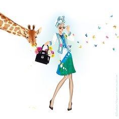 Fashion by Svetlana Makarova at Coroflot.com