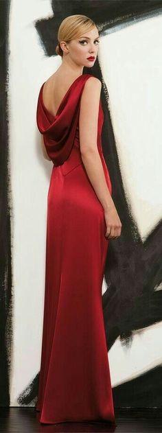 Dress Long Glamour Elegant Red Carpets 31 New Ideas Fashion Moda, Red Fashion, Fashion 2015, Fall Fashion, Fashion Ideas, Beautiful Gowns, Beautiful Outfits, Beautiful Life, Fashion Vestidos