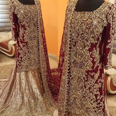 Buy Wedding Designer Outfits And Suits in Cheapest Prices with Standard Quality. Call/ WhatsApp us 77164 Asian Wedding Dress, Pakistani Wedding Outfits, Pakistani Wedding Dresses, Bridal Outfits, Indian Dresses, Eid Outfits, Eid Dresses, Saree Wedding, Indian Outfits