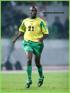 James Matola - Zimbabwe - African Cup of Nations 2006