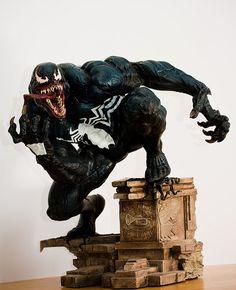 Venom Comiquette [Sideshow] | Flickr - Photo Sharing!