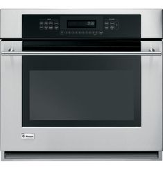 "ZET938SMSS - 30"" Built-In Electric Single Oven - The GE Monogram Collection ($2,699)"