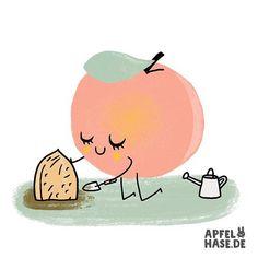 peach gardener #365doodlesmitjohanna #doodle #zeichnung #peach #peaches #pfirsich #garden #gardener #gardening #garten #plant #nature #natur #fruit #obst #drawing #draw #draweveryday #drawsomething #daily #dailyart #illustration #illustratorsofinstagram #cute #peachy #love #creative #erfolgreichillustrator