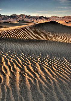 Death Valley, CA.