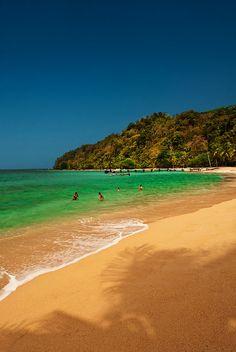 Playa de Sapzurro / Sapzurro beach | Flickr - Photo Sharing!