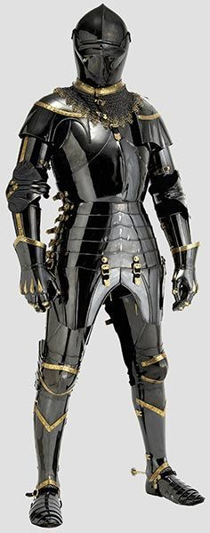 Dispelling some Medieval armour myths (with cool pics) -- click for some really interesting reading!