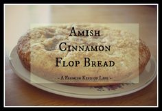 A delicious cinnamon and brown sugar bread named Cinnamon Flop Bread—a name that most certainly does not describe it well. (Hint: It is NOT a flop.)