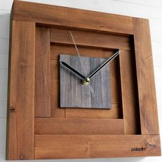 Order the Praf Wall Clock for your home or office. Members at the Apollo Box save on imaginative wall clocks and creative products. 3d Wall Clock, Wall Clock Silent, Wall Clock Wooden, Wood Clocks, Woodworking Bench Vise, Apollo Box, Design Crafts, Laser Engraving, Wood Crafts